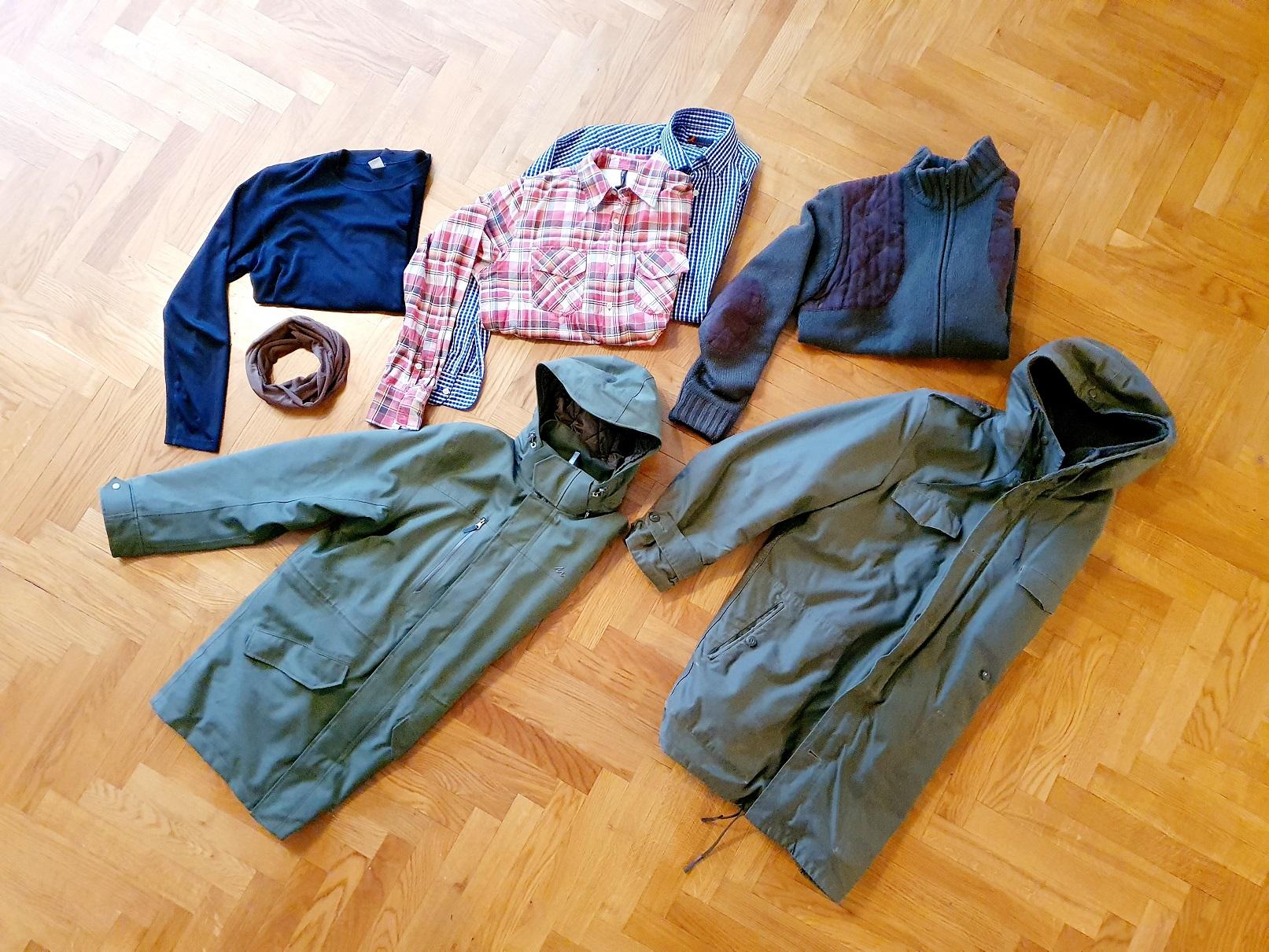 Kläder, överkropp, Jonas Vildmark Bushcraftcenter