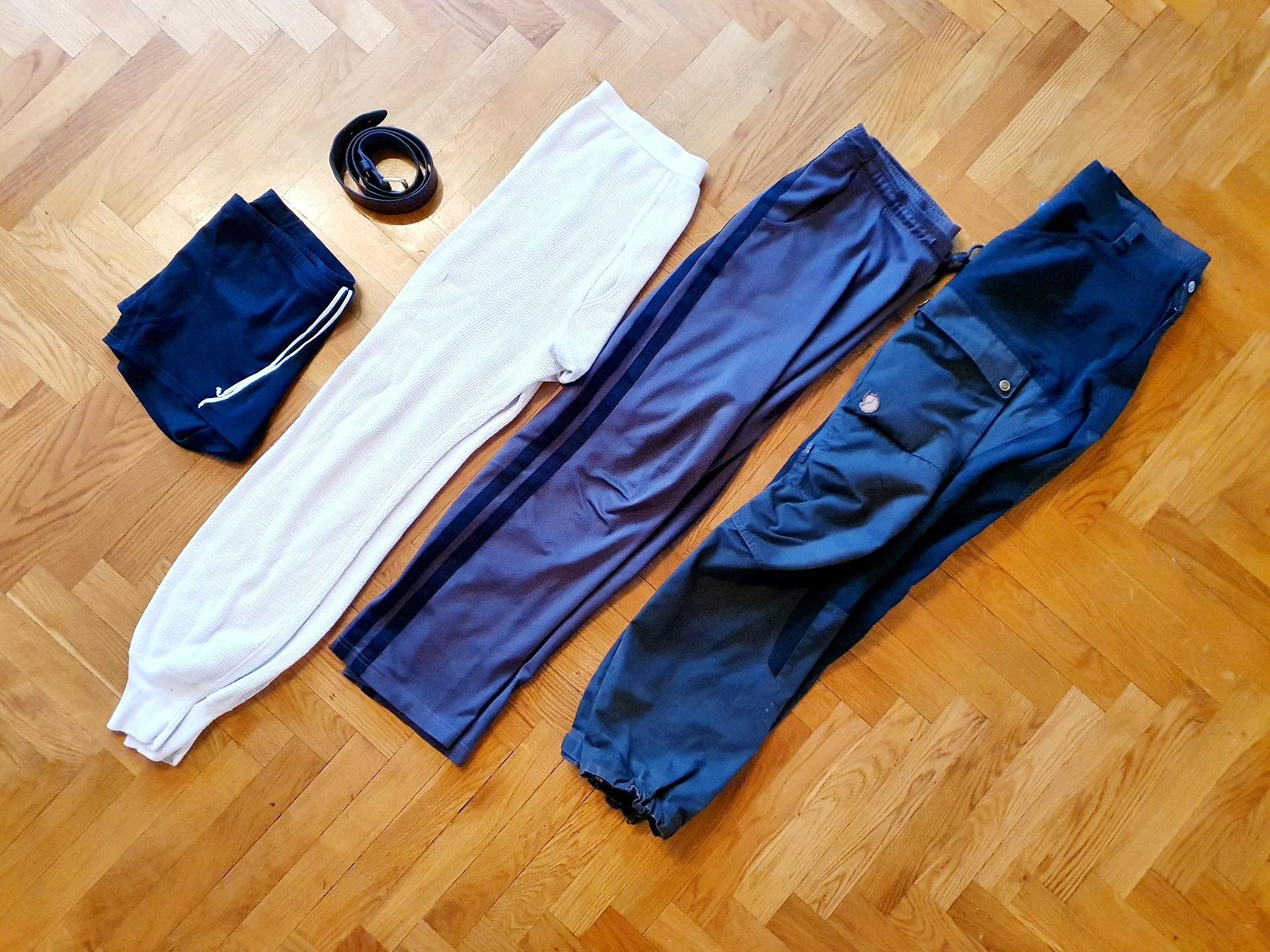 Kläder, underkropp, Jonas Vildmark Bushcraftcenter